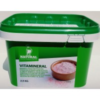 Natural Vitamineral 2,5 kg