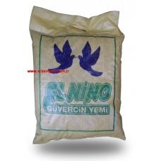 Elnino Buğdaylı Güvercin Yemi (10 kg)
